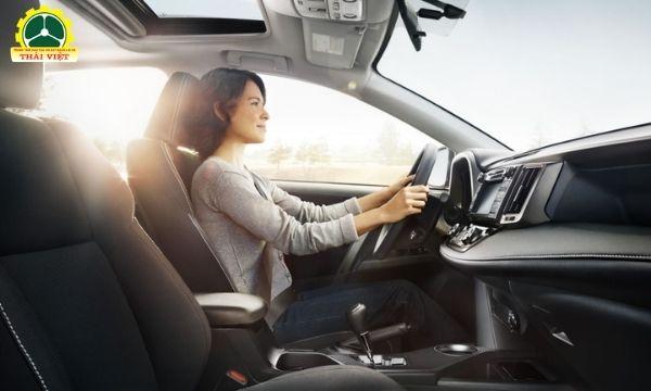 Quy trình học thực hành lái xe