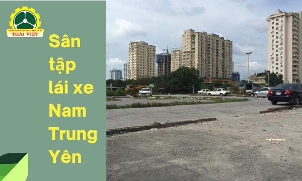 San-tap-lai-xe-Nam-Trung-Yen-Cau-Giay