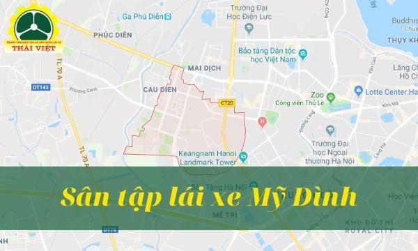 San-tap-lai-xe-My-Dinh