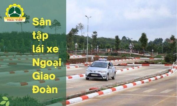 San-tap-lai-xe-Ngoai-Giao-Doan